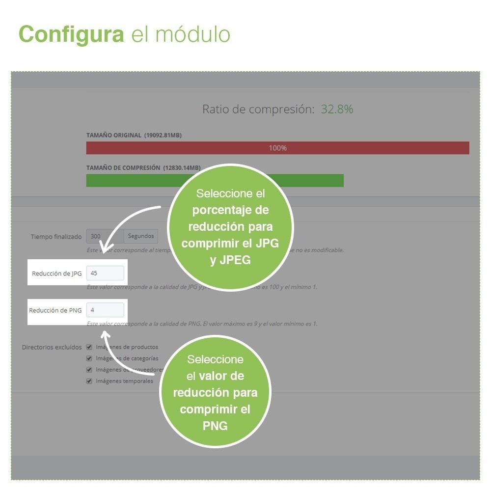 module - SEO (Posicionamiento en buscadores) - Compresor de Imágenes - Maximiza tu velocidad - 3
