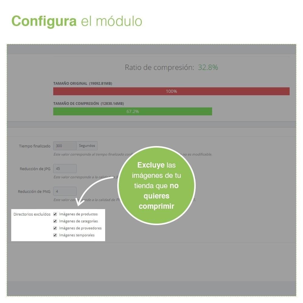 module - SEO (Posicionamiento en buscadores) - Compresor de Imágenes - Maximiza tu velocidad - 4