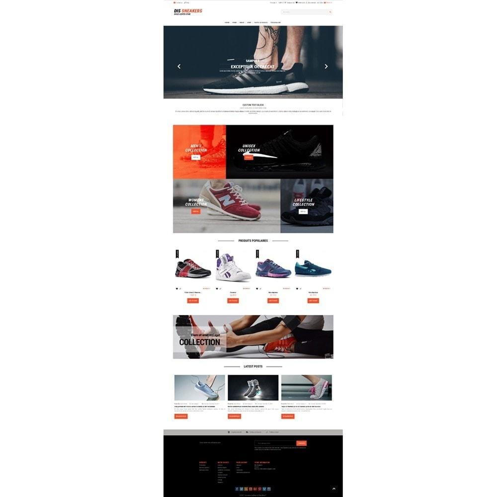 theme - Mode & Schuhe - Thème Dis Sneakers Store - 2