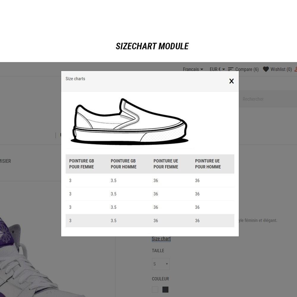 theme - Fashion & Shoes - Thème Dis Sneakers Store - 14