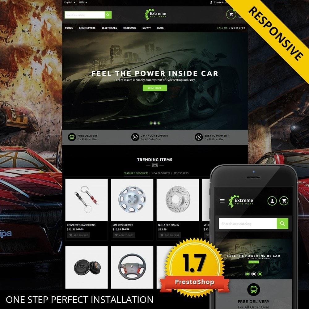 theme - Coches y Motos - Extreme - Automobiles Store - 1