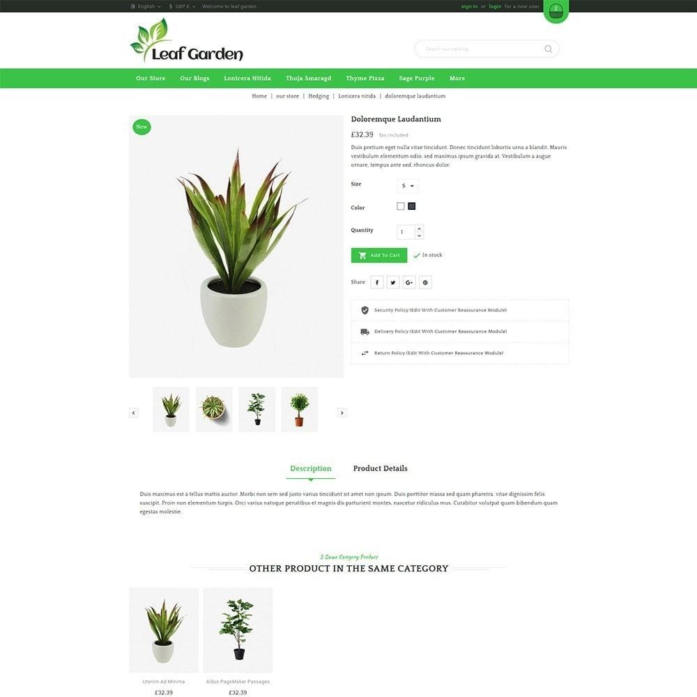 theme - Heim & Garten - Leaf Garden Store - 6