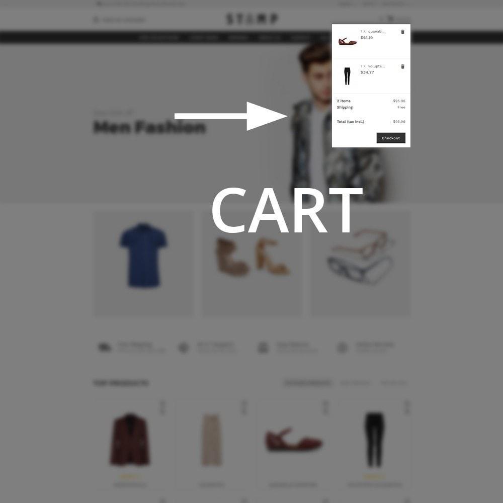 theme - Moda y Calzado - Stamp Fashion Store - 13
