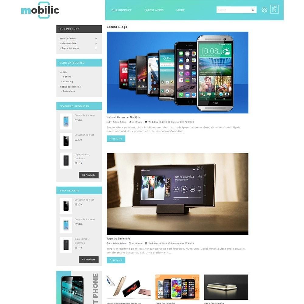 theme - Elektronik & High Tech - Mobilic Mobile Shop - 7