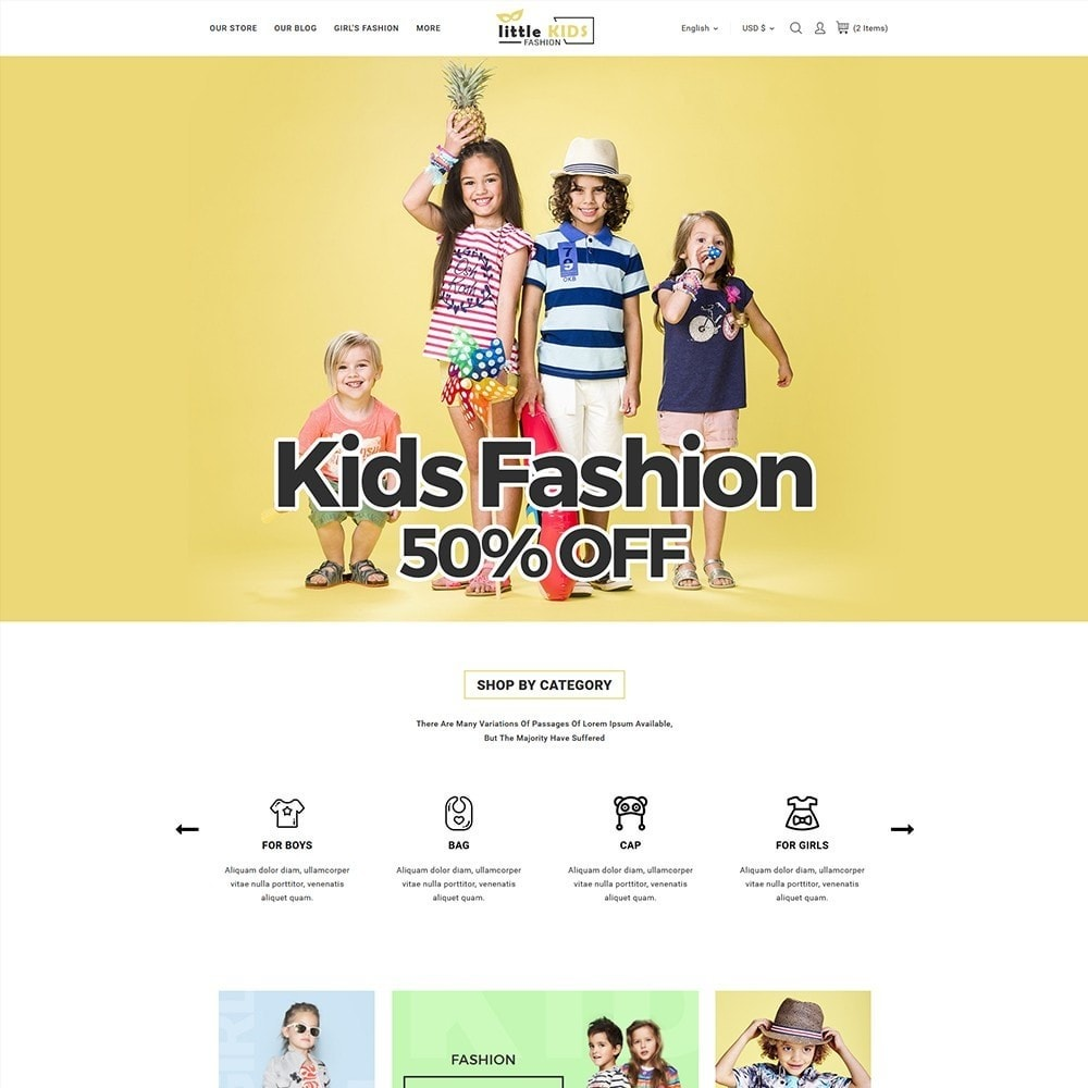 Littekids Fashion Store