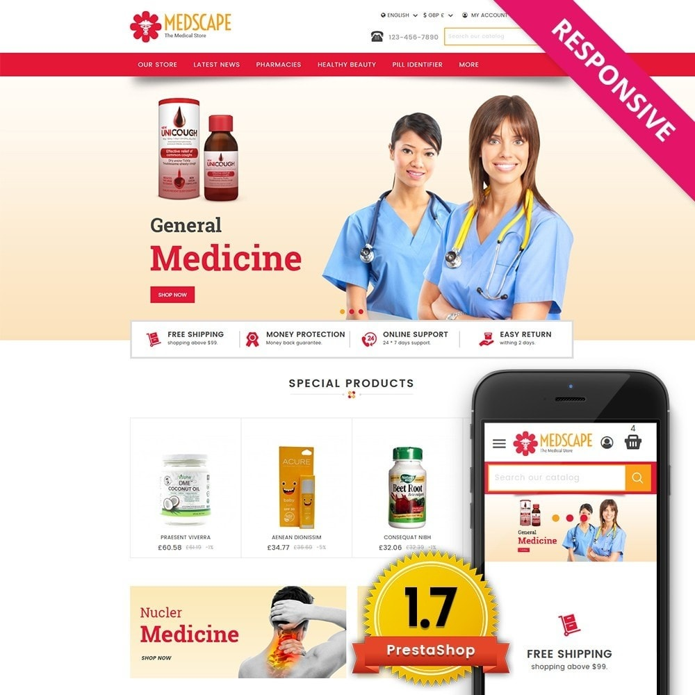 Medscape Medical Store