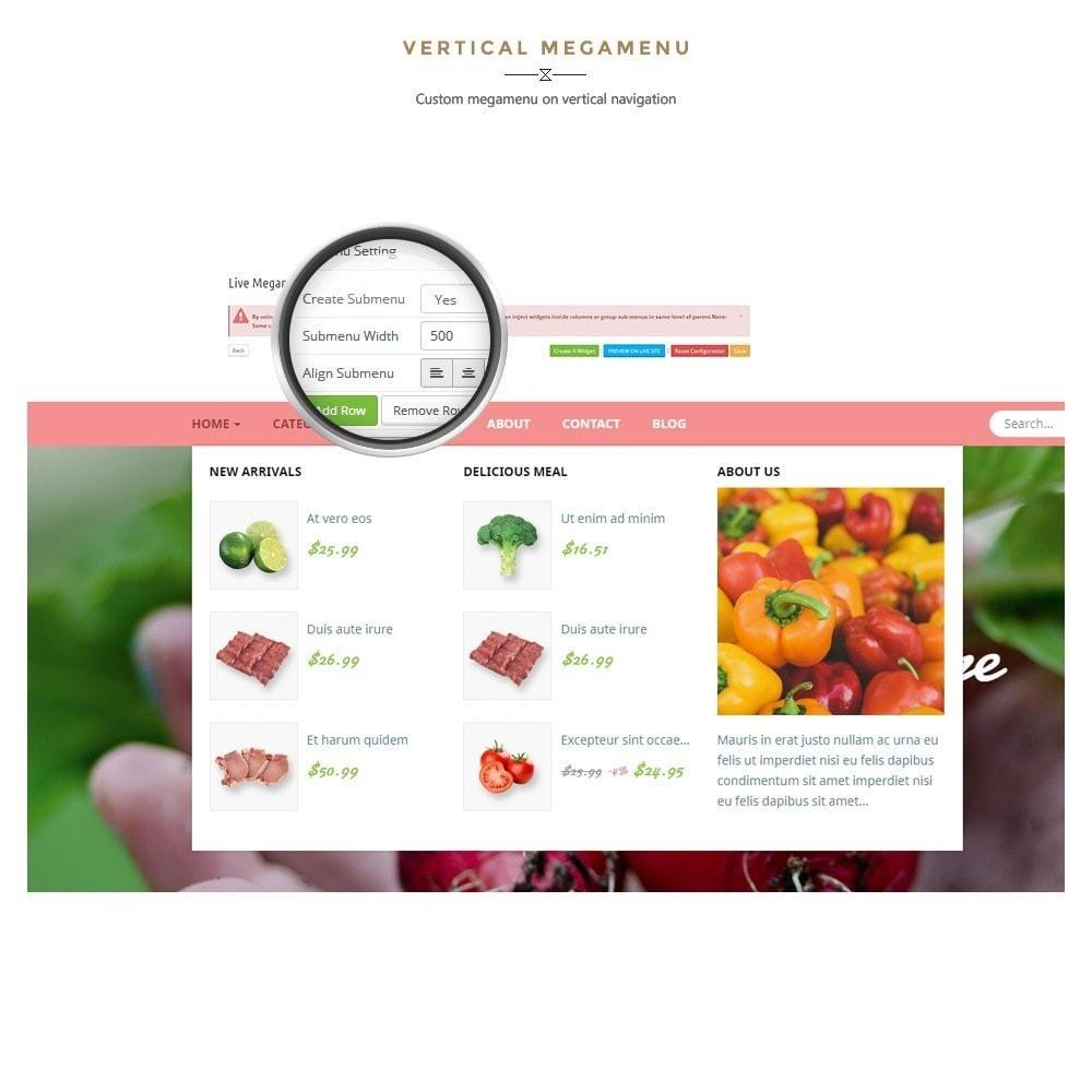 theme - Żywność & Restauracje - Leo Fresh Farm - 3