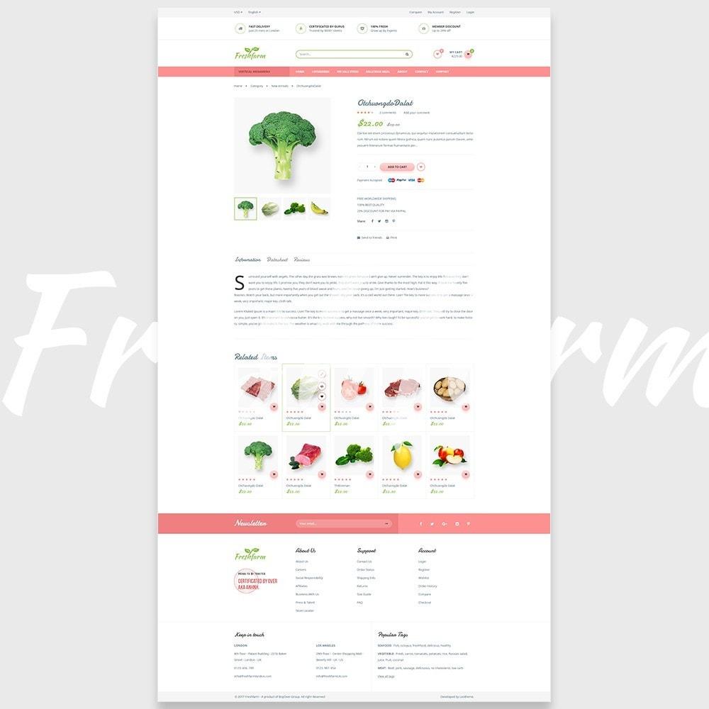 theme - Food & Restaurant - Leo Fresh Farm - 7