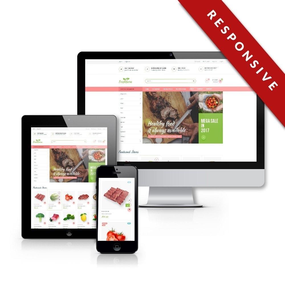 theme - Żywność & Restauracje - Leo Fresh Farm - 9
