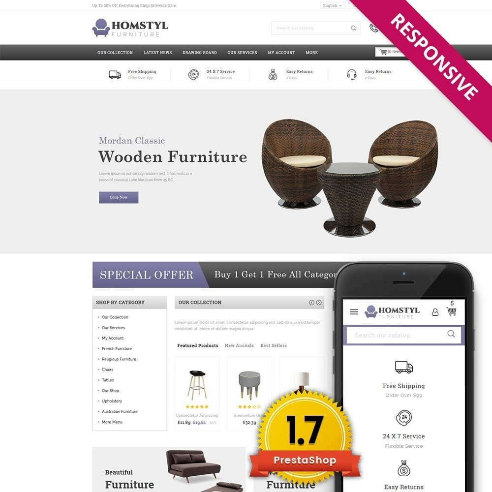 Homstyl Furniture Store