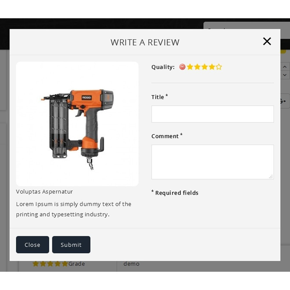theme - Elettronica & High Tech - PowerTools Store - 11