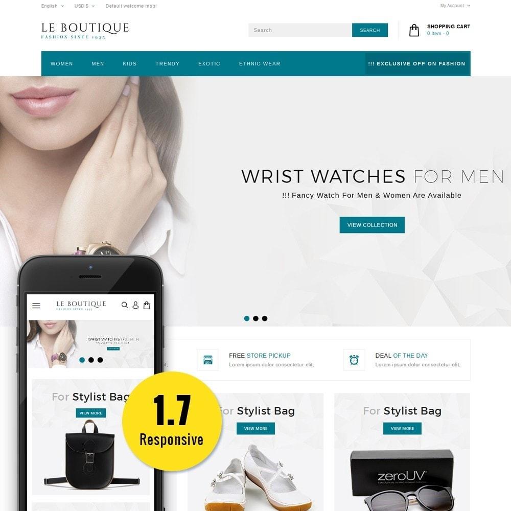 theme - Mode & Schoenen - Leboutique Store - 1