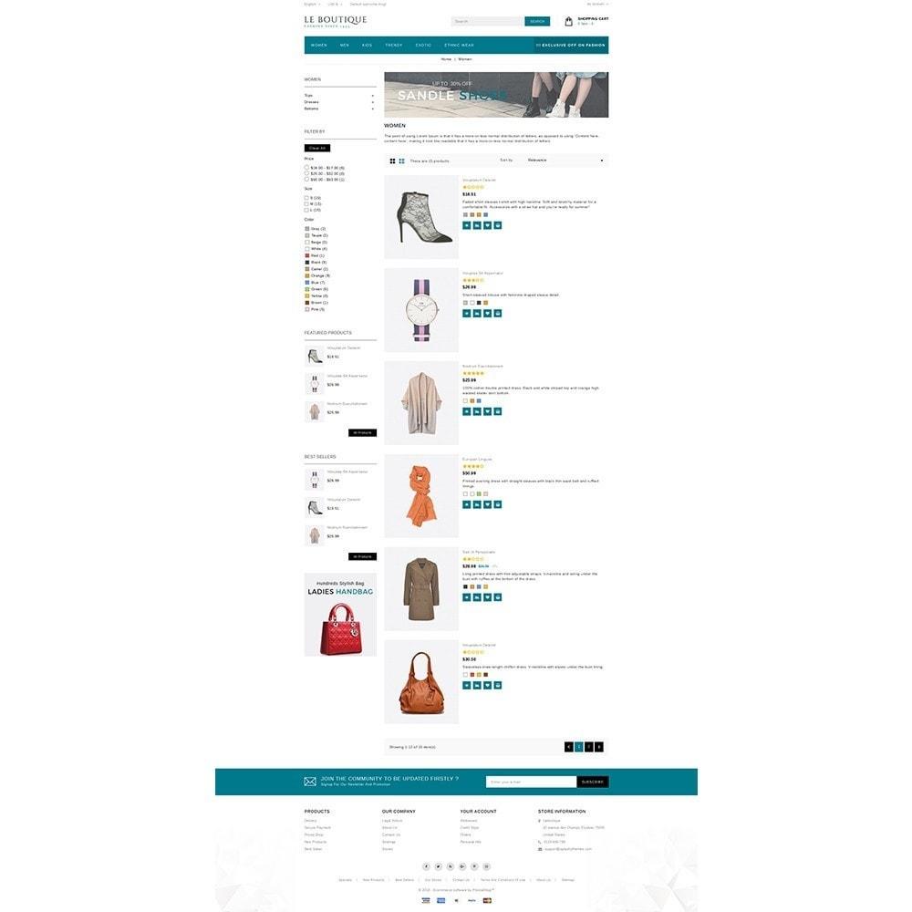theme - Mode & Schoenen - Leboutique Store - 4