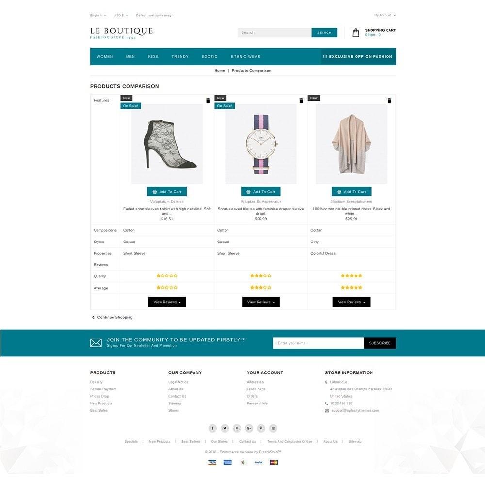 theme - Mode & Schoenen - Leboutique Store - 9