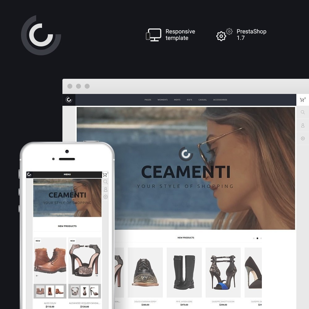 theme - Moda & Obuwie - Ceamenti - 1