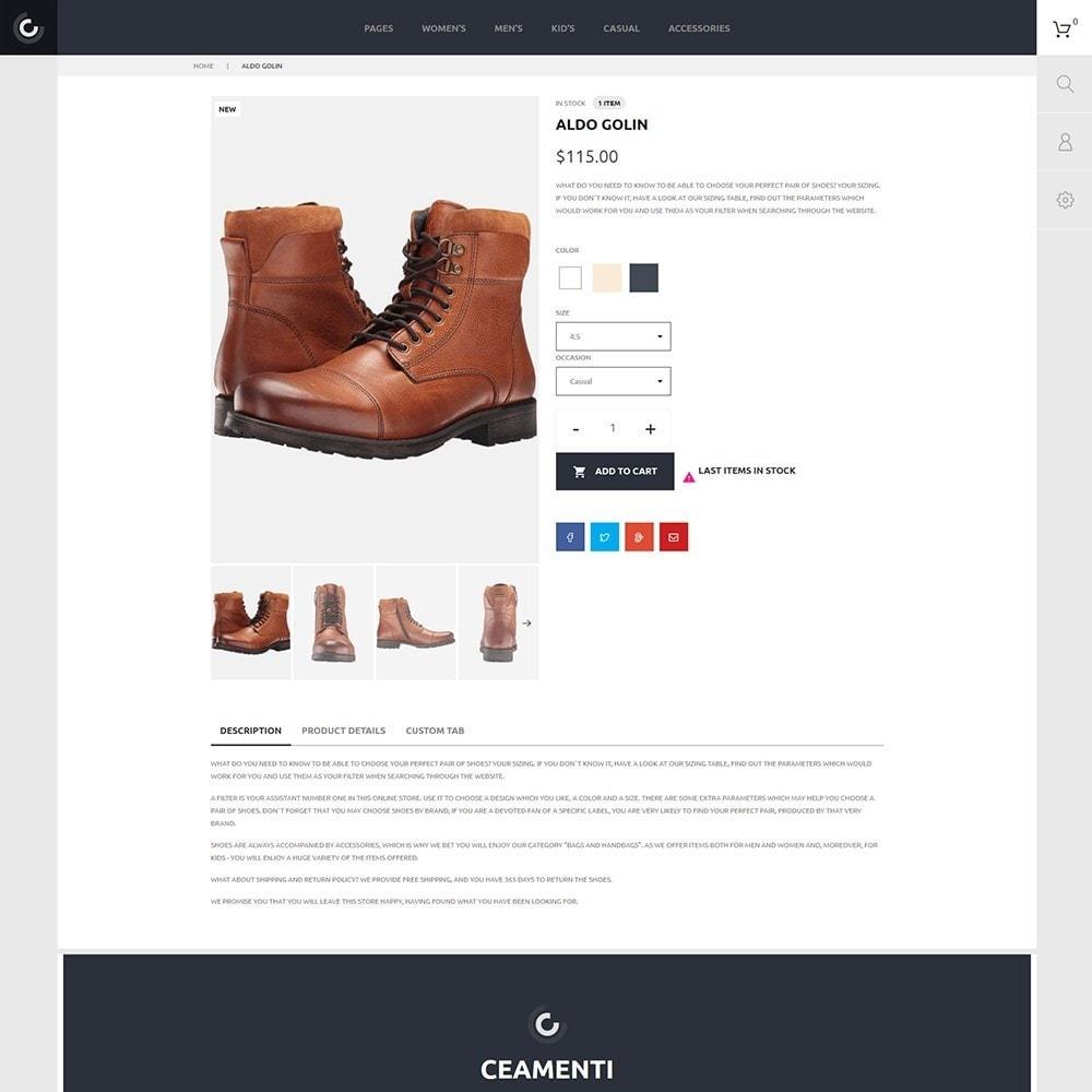 theme - Fashion & Shoes - Ceamenti - 4