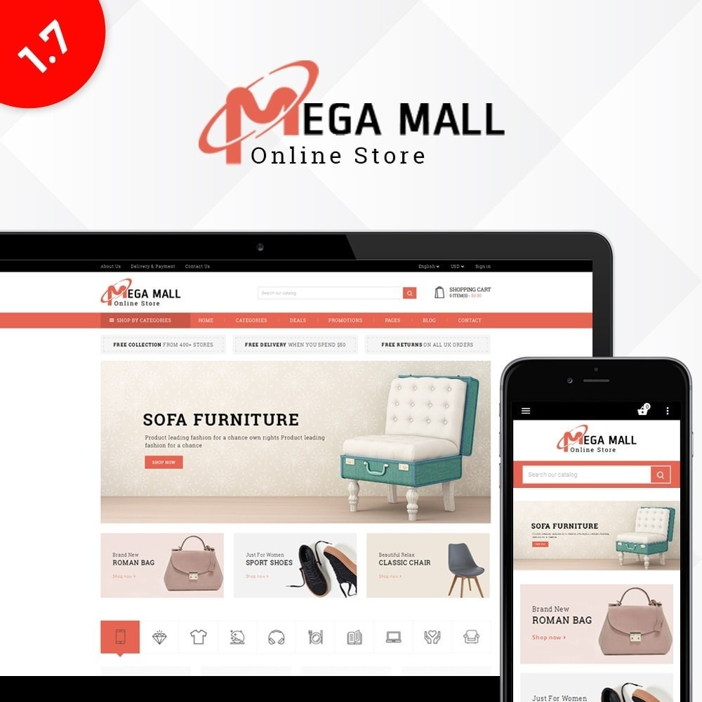 Megamall Store