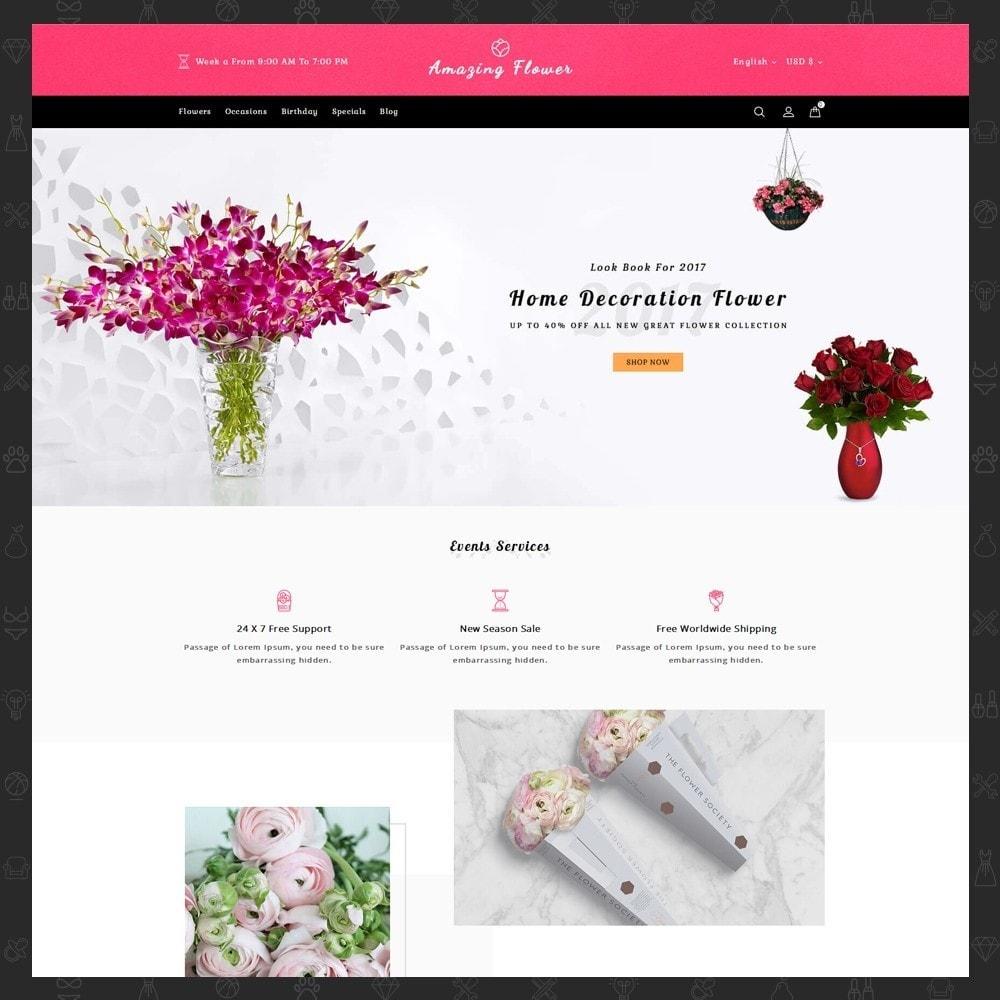 theme - Regali, Fiori & Feste - Amazing Flower - 2