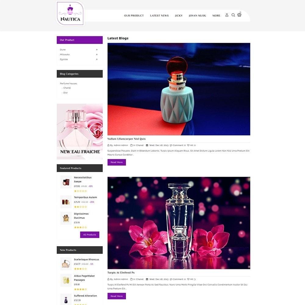 theme - Gezondheid & Schoonheid - Nautica Perfume Store - 7