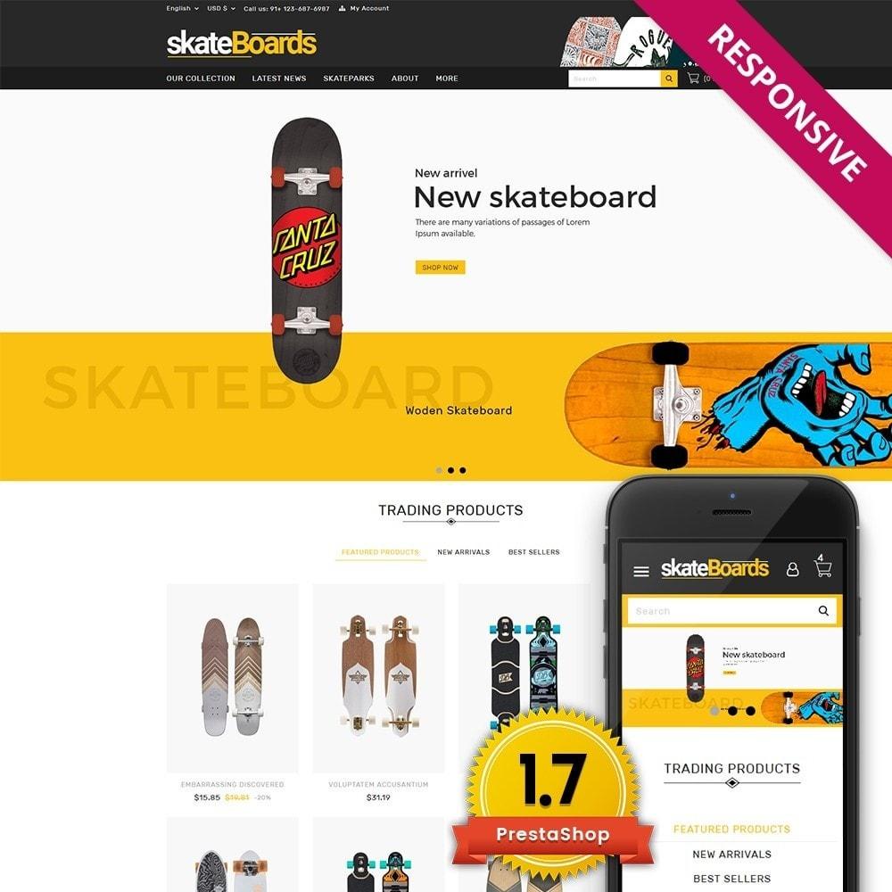 Skateboard Sport Store