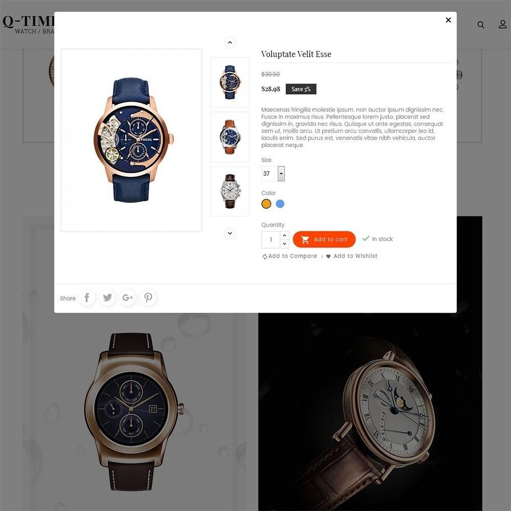 theme - Joalheria & Acessórios - Times Watch - 8