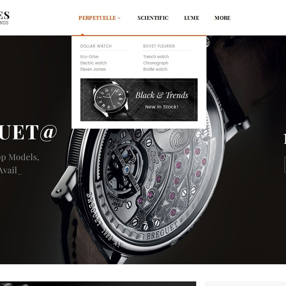 theme - Bellezza & Gioielli - Times Watch - 9