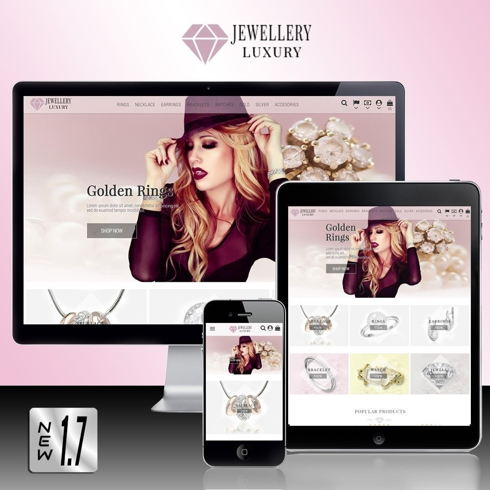 Jewellery Luxury
