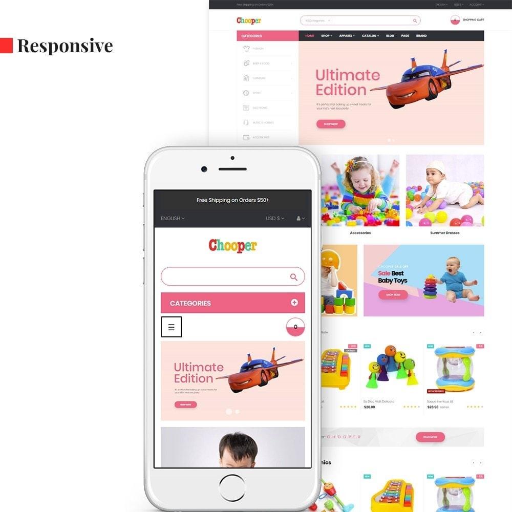 theme - Zabawki & Artykuły dziecięce - Leo Chooper - 1