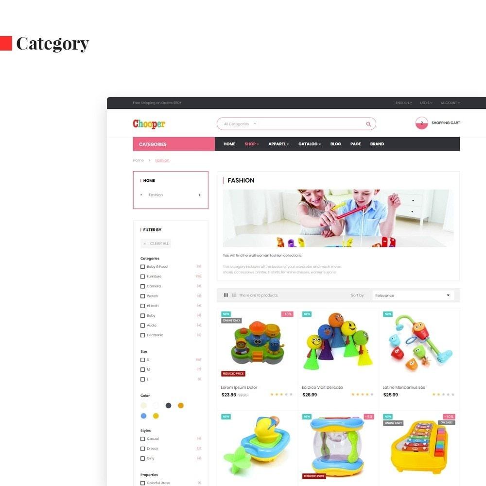 theme - Zabawki & Artykuły dziecięce - Leo Chooper - 5