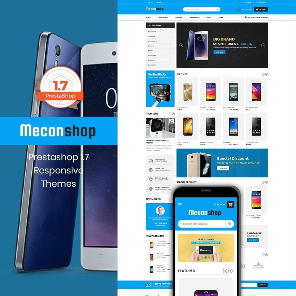 theme - Elektronika & High Tech - Mega Electronics Store - 1