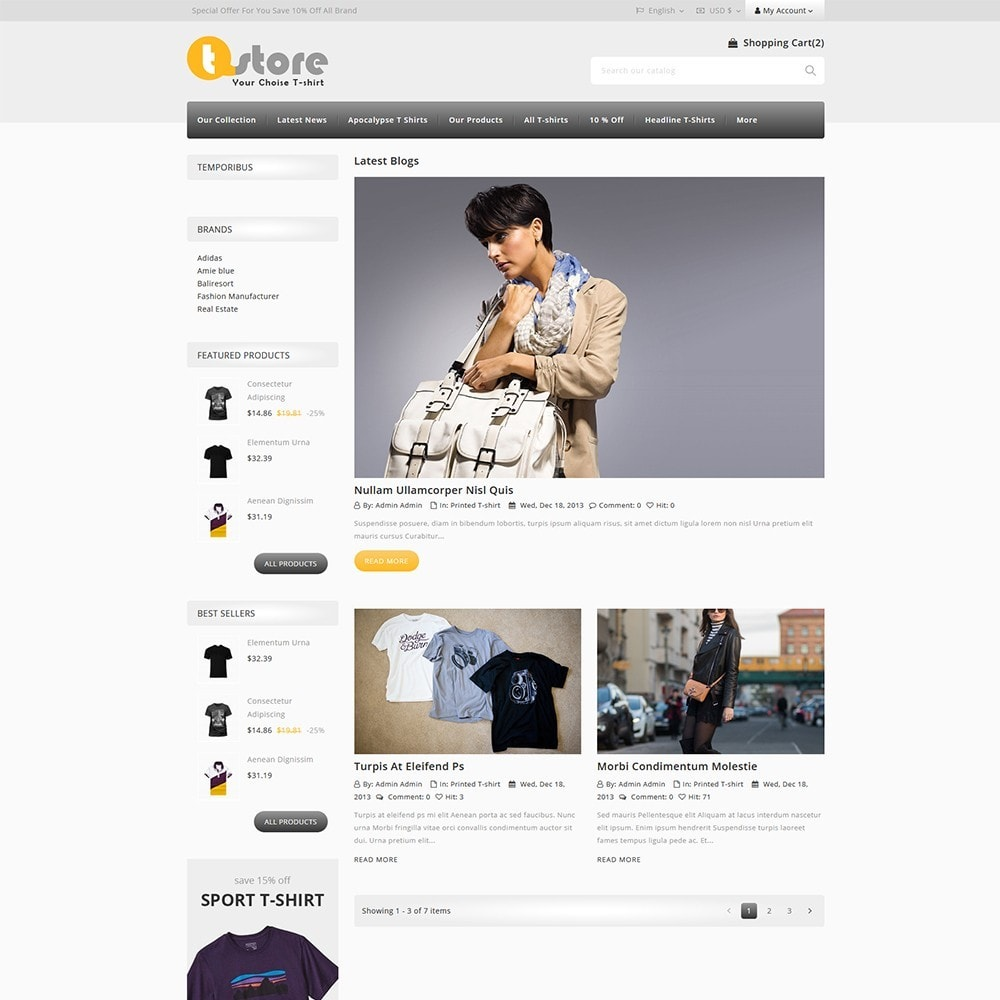 theme - Moda y Calzado - TStore Fashion Shop - 6