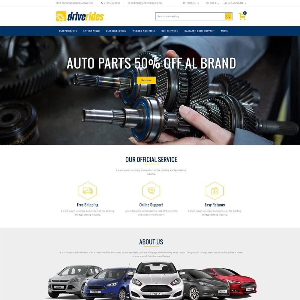 Driverides Motor Shop