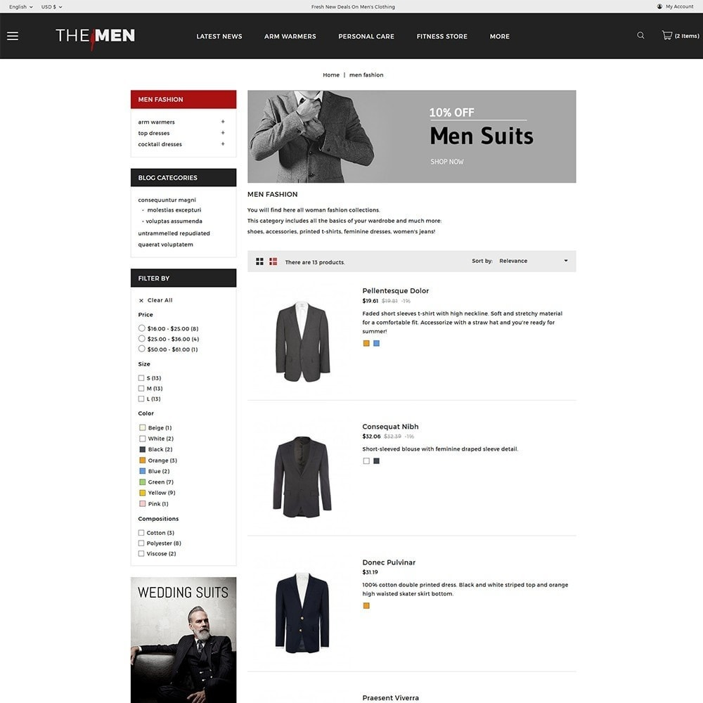 theme - Moda & Obuwie - TheMan Fashion Store - 5
