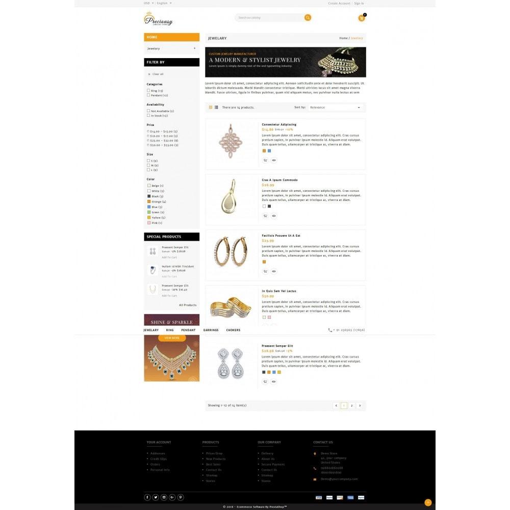 theme - Joyas y Accesorios - Preciousy Jewelry Store - 4