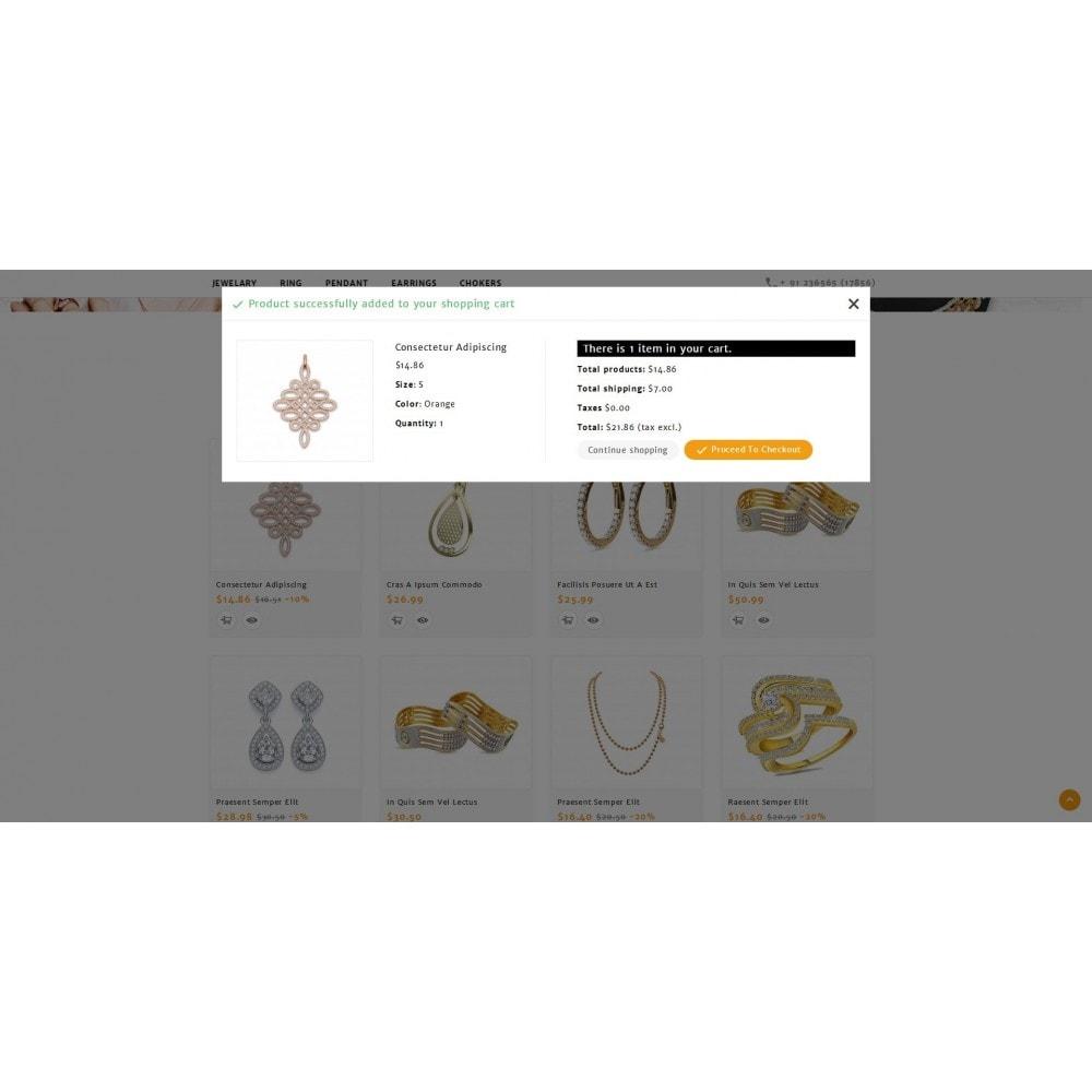 theme - Jewelry & Accessories - Preciousy Jewelry Store - 7
