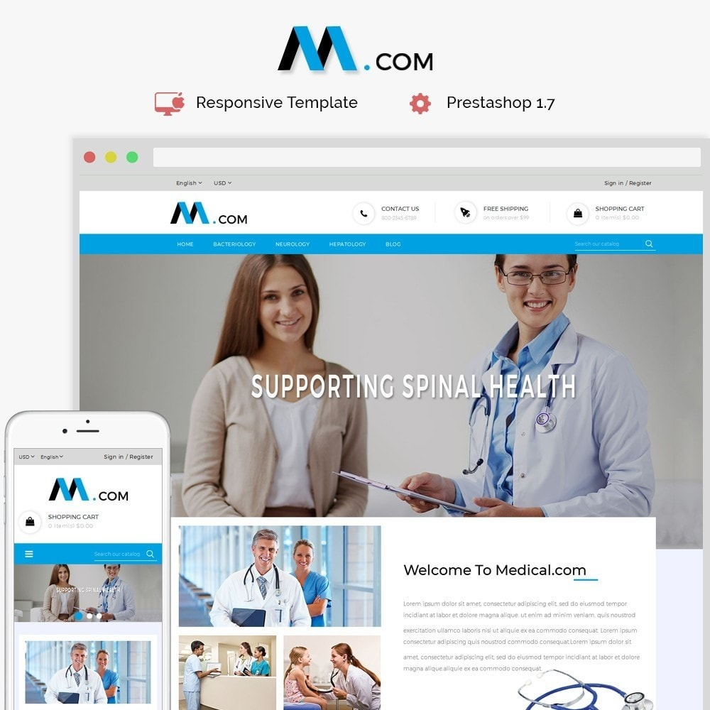 Medical Demo Store
