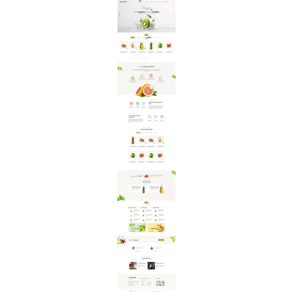 theme - Продовольствие и рестораны - FoodStore - 6