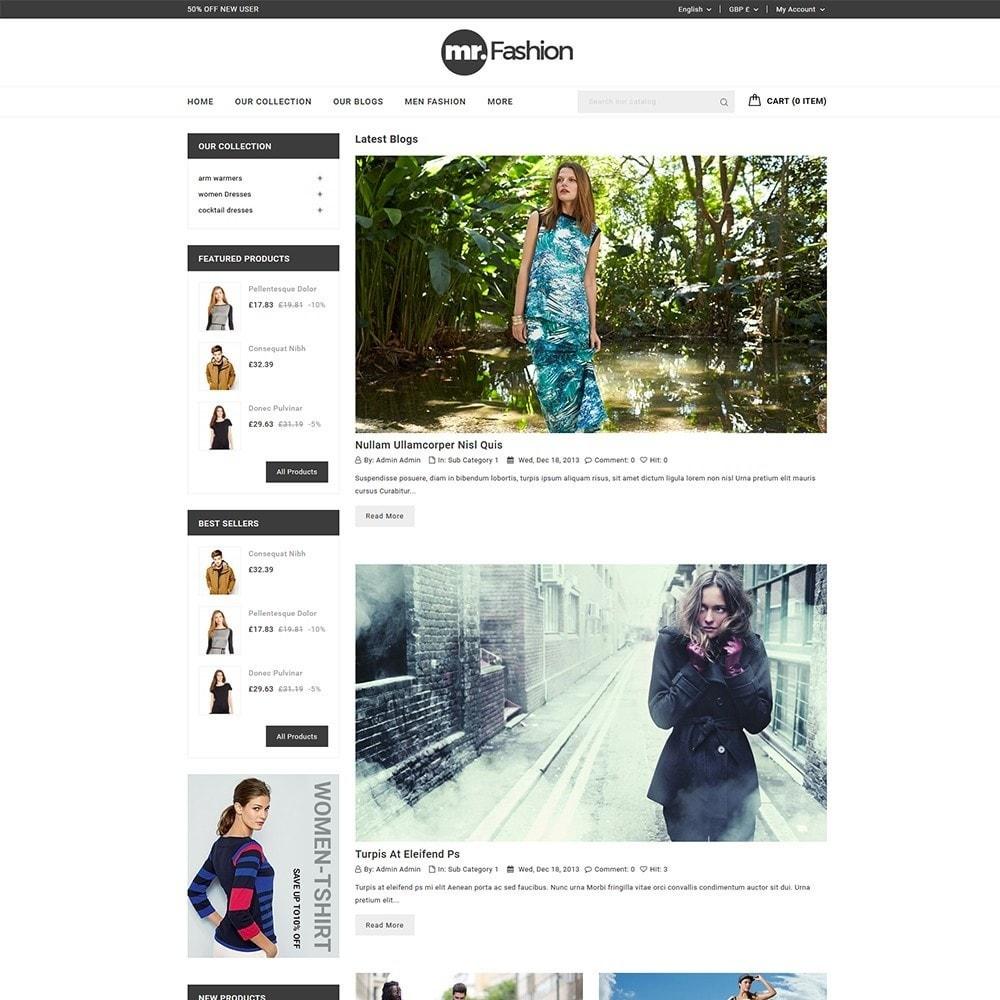 theme - Moda & Calzature - MR Fashion Store - 7