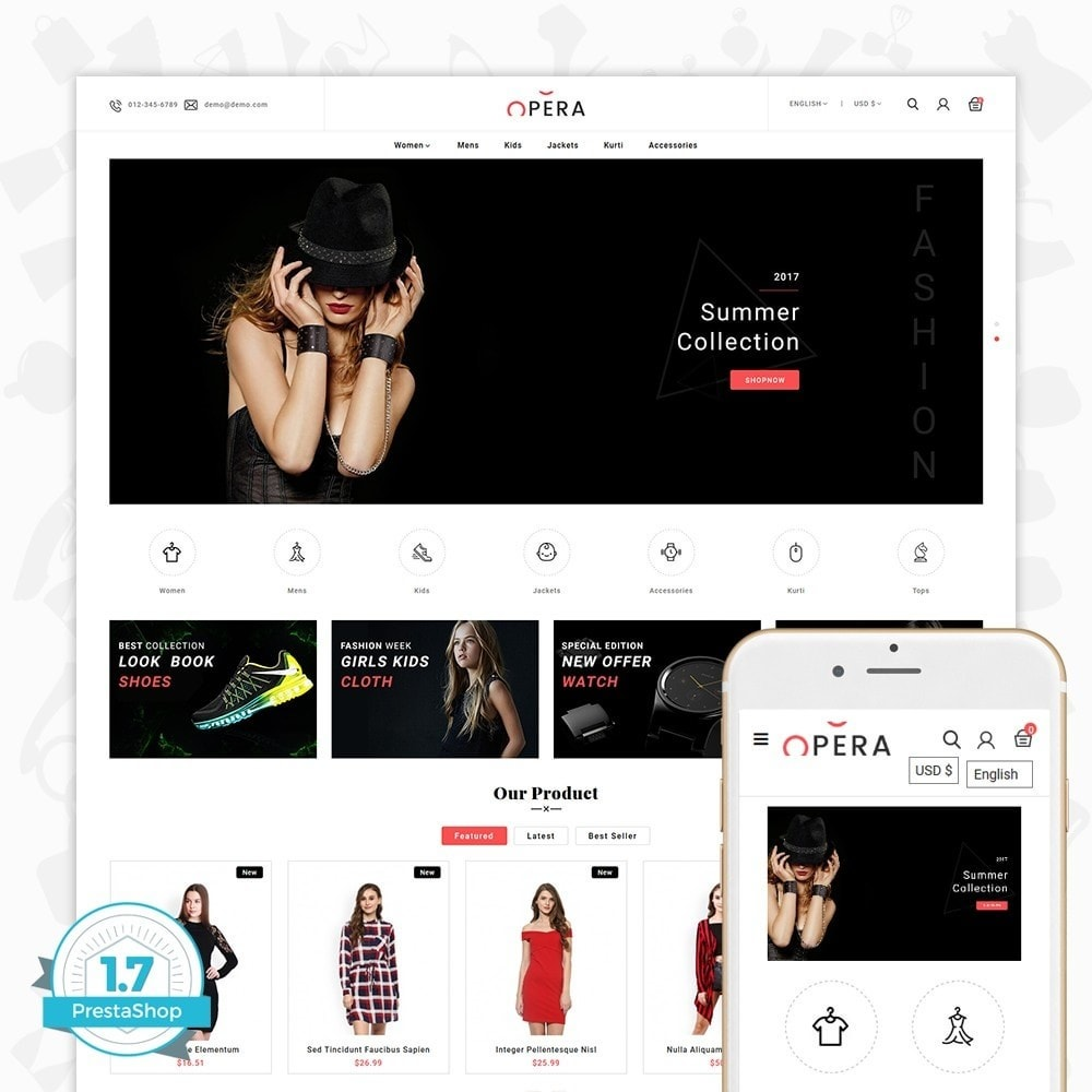 Fashion Opera