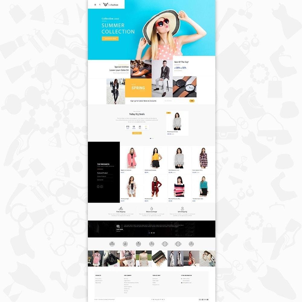 The Fashion - Fashion Store