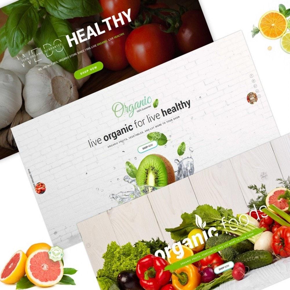 theme - Alimentos & Restaurantes - FoodStore II - 4