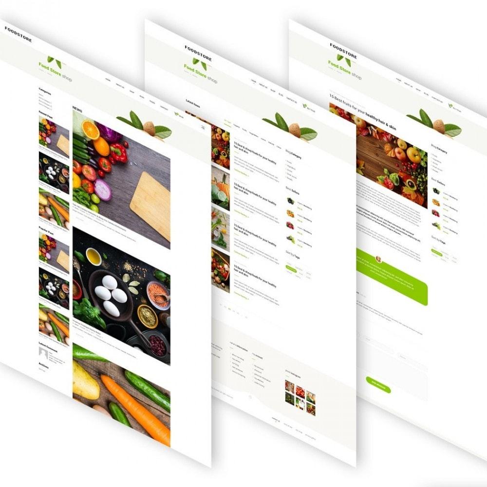 theme - Alimentos & Restaurantes - FoodStore II - 5