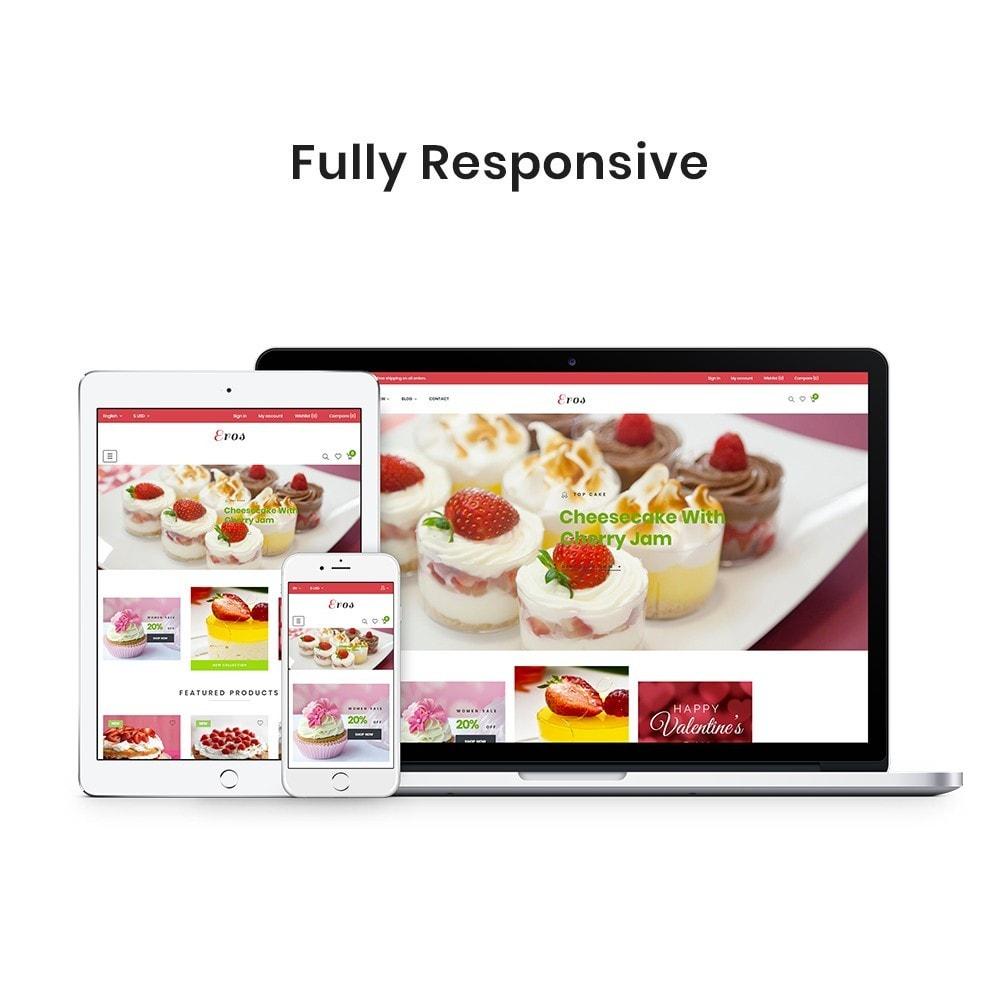 theme - Продовольствие и рестораны - Leo Eros Cake Store - 1