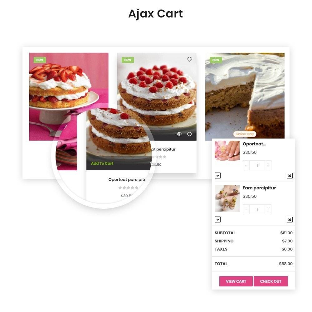 Leo Eros - Cake & Food