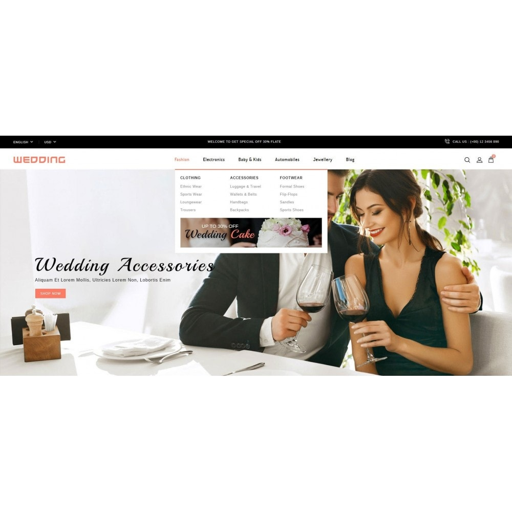 theme - Mode & Schoenen - Wedding Collection Store - 6