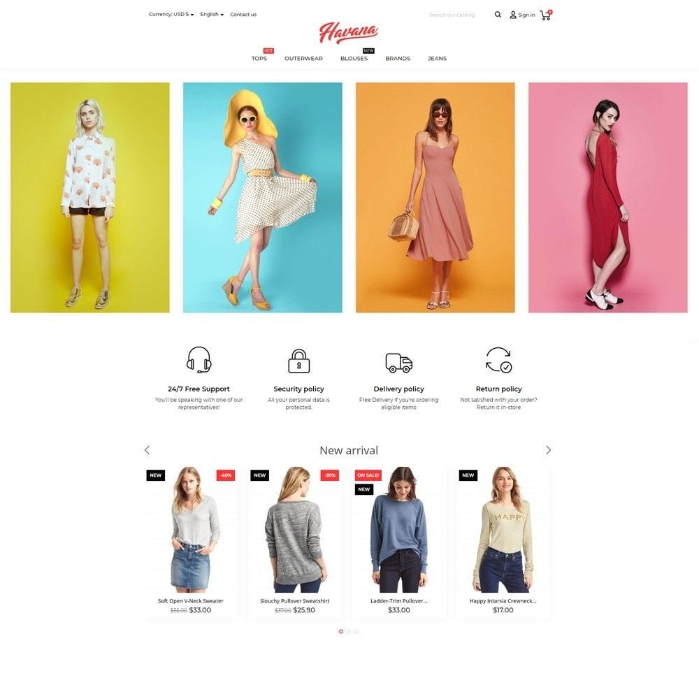 Havana Fashion Store