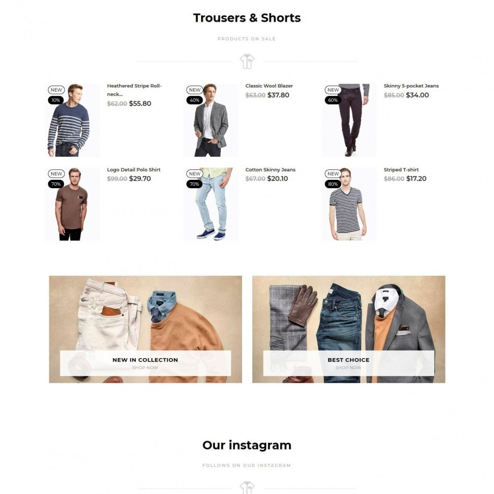 theme - Moda & Calzature - Cobba Men's Wear - 5
