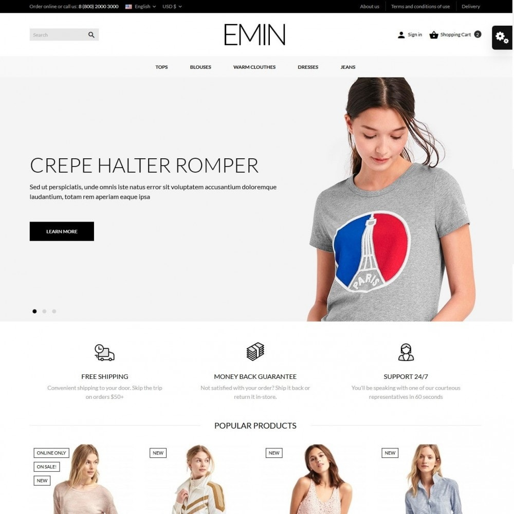 Emin Fashion Store