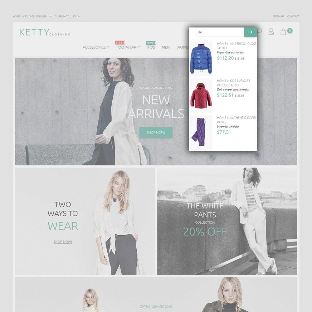 theme - Moda & Calzature - Ketty Clothing - 5