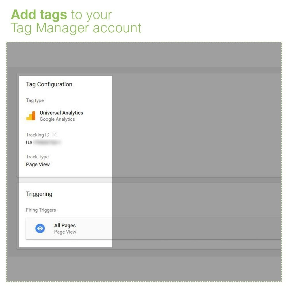 module - Статистика и анализ - Google Tag Manager Integration - PRO - 4